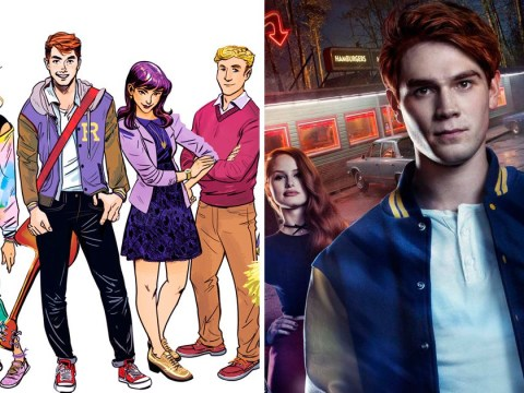 Riverdale creator reveals the second half of series 2 'goes back to its Archie Comics roots'