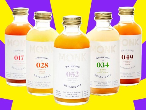 The latest edibles are pre-mixed botanical cannabis cocktails