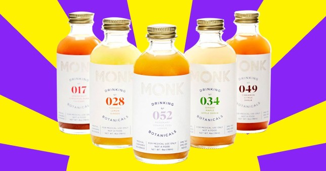 The latest edible is pre-mixed cannabis cocktails