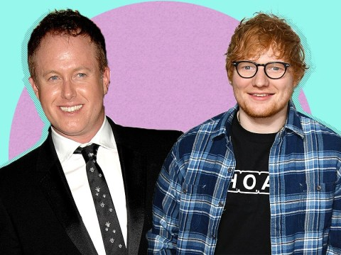 Ed Sheeran sent Strictly producer a wedding message and proves yet again he's a stand up guy