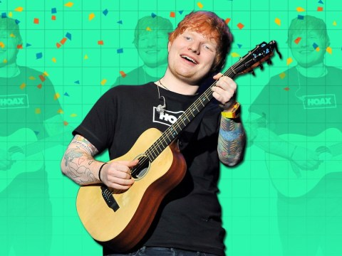Call 2017 the year of Ed Sheeran as he sets another chart record with Divide