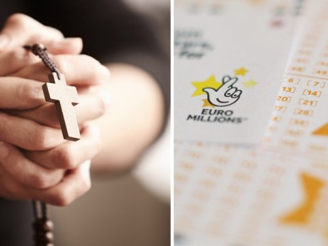 Lucky priest has prayers answered with another lottery win
