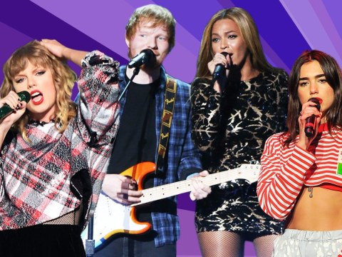 All the UK number one hits of 2017 ranked from worst to best