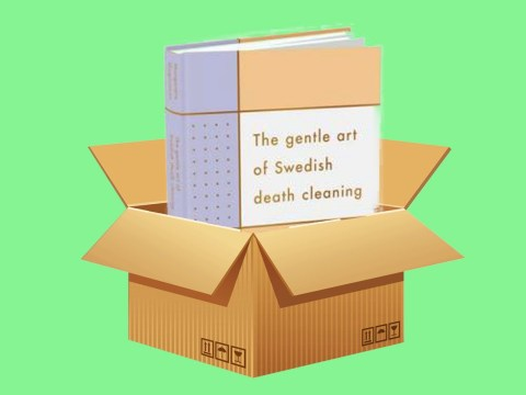 A guide to Swedish death cleaning, the trendiest way to declutter in the new year
