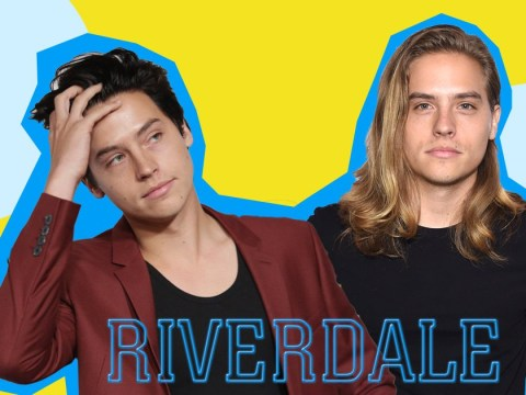 Cole Sprouse's twin brother Dylan has only seen one episode of Riverdale: 'Don't tell him!'
