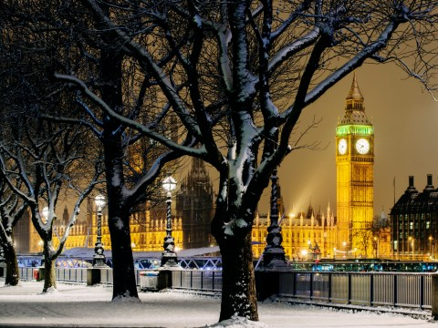 Will it snow on Christmas Day? Latest White Christmas odds for 2017