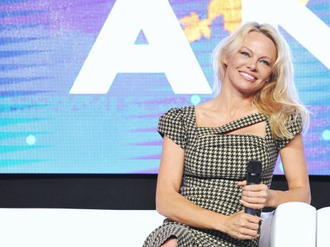 Pamela Anderson, 50, only wears 'sexy things' in front of 32-year-old boyfriend as she opens up about menopause