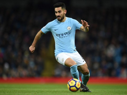 Manchester City's Ilkay Gundogan reveals why he turned down Liverpool transfer