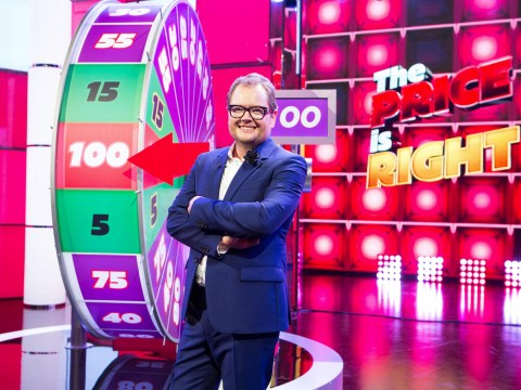 Viewers praise Alan Carr as 'better than Brucie' on The Price Is Right reboot
