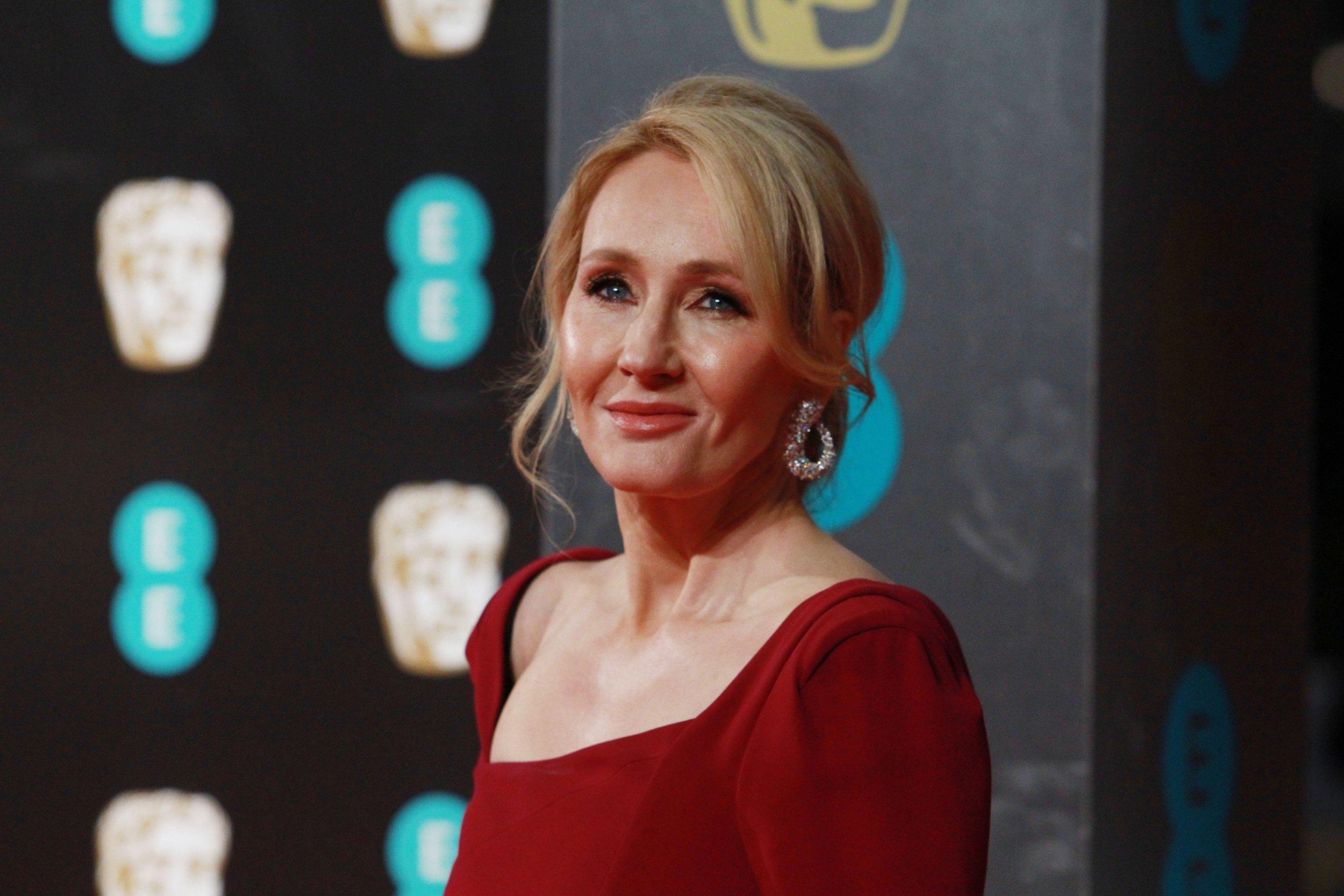 JK Rowling reveals her favourite Harry Potter fan theory