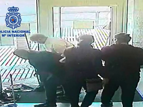 Bank robbers used dog poo to distract bank staff while they carried out raid
