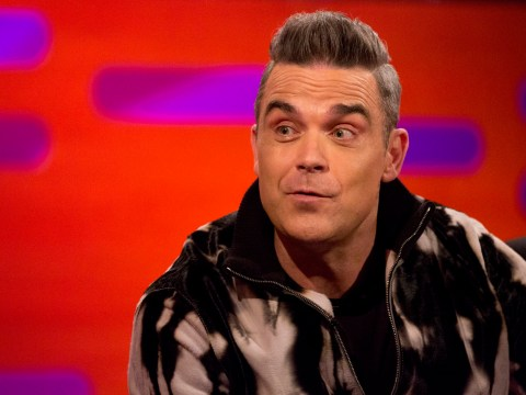 Robbie Williams once threw Geri into the back of a car to keep dating a secret