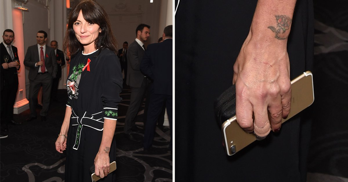 Davina McCall spotted without her wedding ring after announcing split from husband of 17 years
