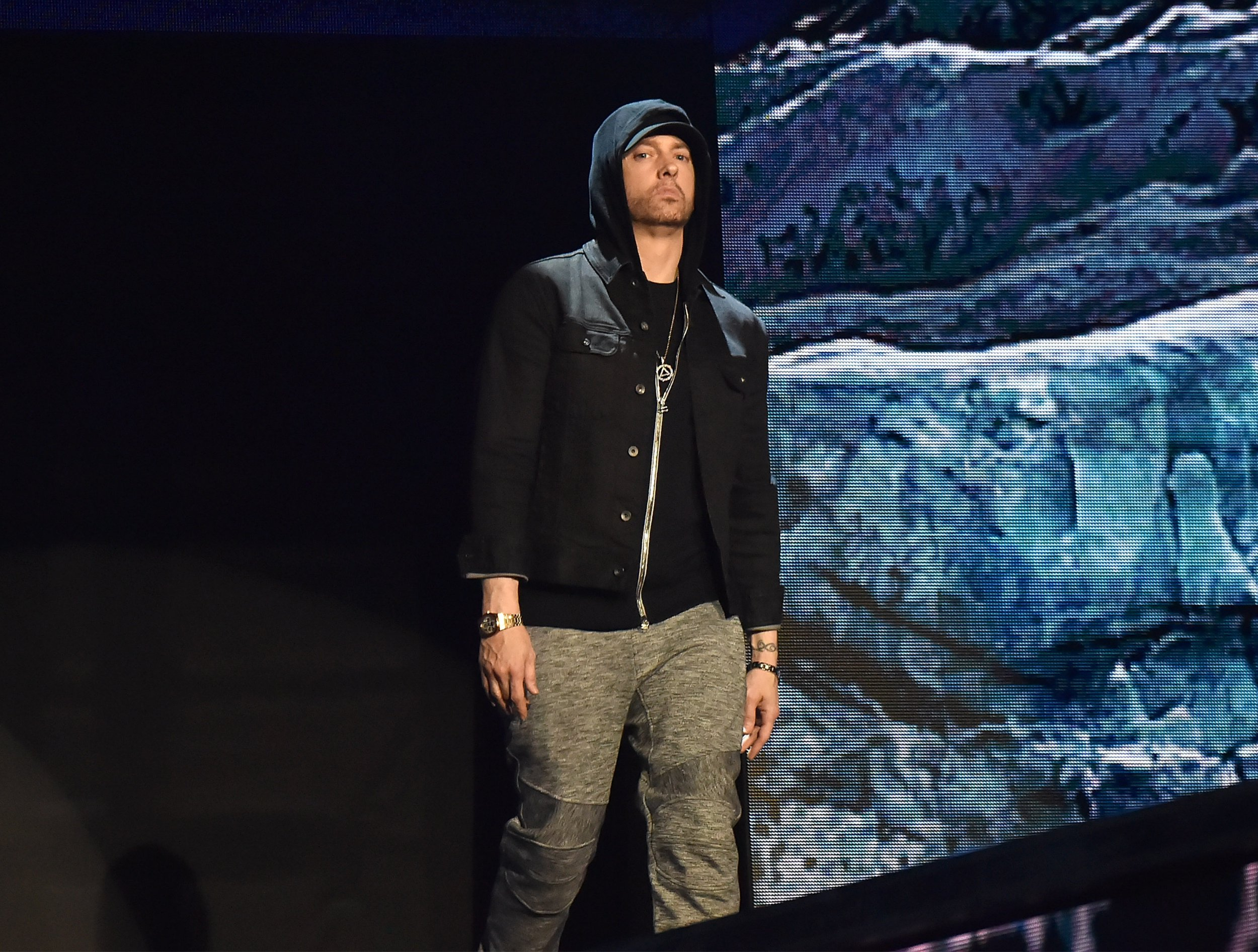 Eminem's comeback album Revival leaks online and it's not getting rave reviews