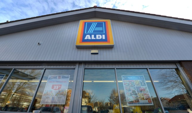 Aldi is giving away leftovers to anyone in need on Christmas Eve