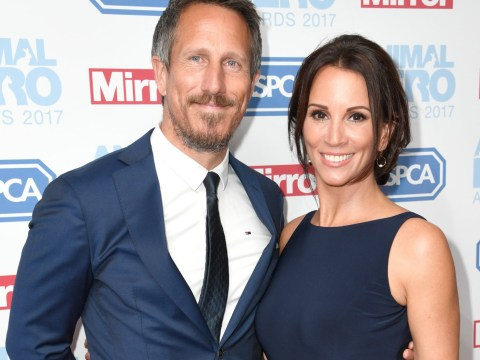Loose Women's Andrea McLean confesses sex life with husband Nick Feeney improved after hysterectomy