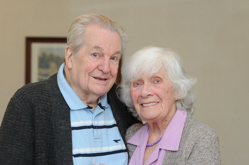 92-year-old set to marry after finding love at GP surgery