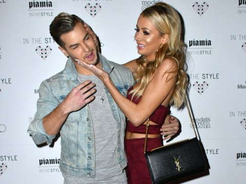 Caroline Flack says Love Island's Chris Hughes and Olivia Attwood remind her of past relationships