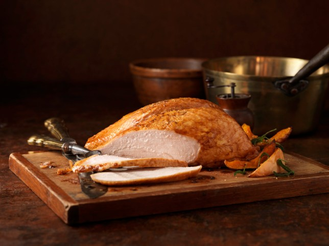 What size turkey should you buy for Christmas dinner?