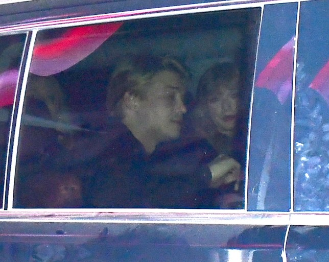 Taylor Swift and boyfriend Joe Alwyn spotted out in public together