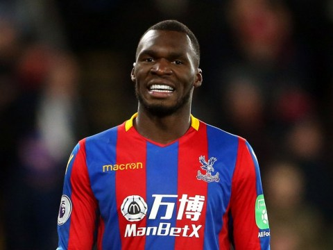 Wilfried Zaha sends message to Crystal Palace fans after Christian Benteke's penalty miss