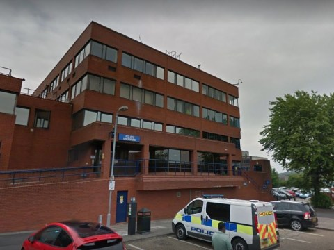 Disabled woman locked in police station after officers 'forget about her'