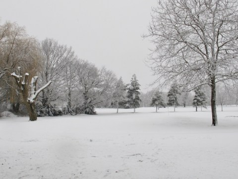 Met Office says UK hasn't seen snow like this since 2013