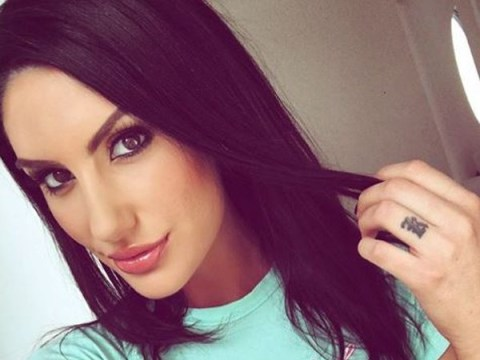 Porn star August Ames sent heartbreaking text to friend weeks before her suicide