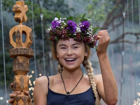 ITV contract 'forces' I'm A Celeb winner Georgia Toffolo 'to hand over 30% of post-jungle career earnings'