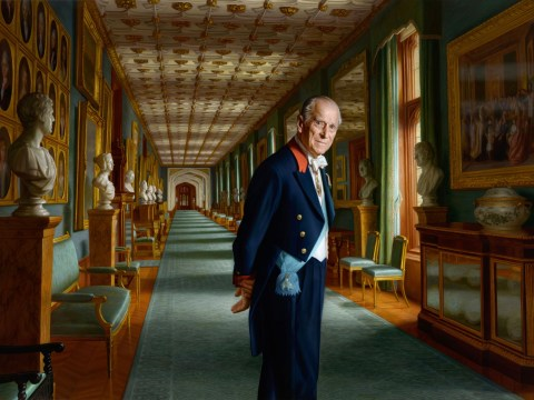 New portrait of Prince Philip to go on display in UK and Denmark