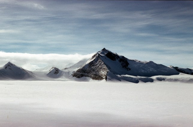 Britain has a new highest mountain