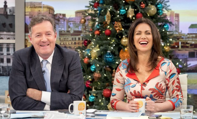 When are Susanna Reid and Piers Morgan back on Good Morning Britain