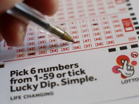 Someone won £24,500,000 on the lottery despite not having six numbers