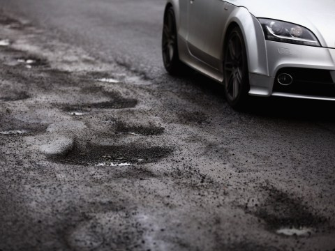 Cars of the future will automatically report potholes so they can be fixed immediately