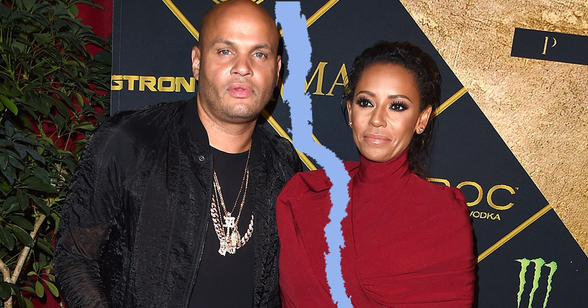 Mel B and Stephen Belafonte are officially divorced