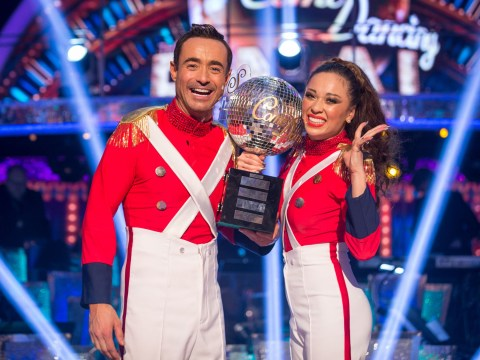 Strictly Come Dancing winner Joe McFadden will take a home a whopping £100k following victory