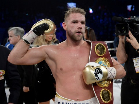 Billy Joe Saunders gives himself two years to achieve goals before hanging up boxing gloves