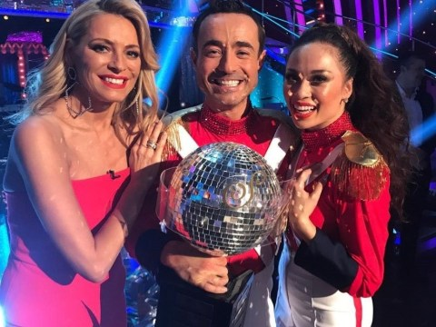 What has Joe McFadden been up to since winning Strictly in 2017?