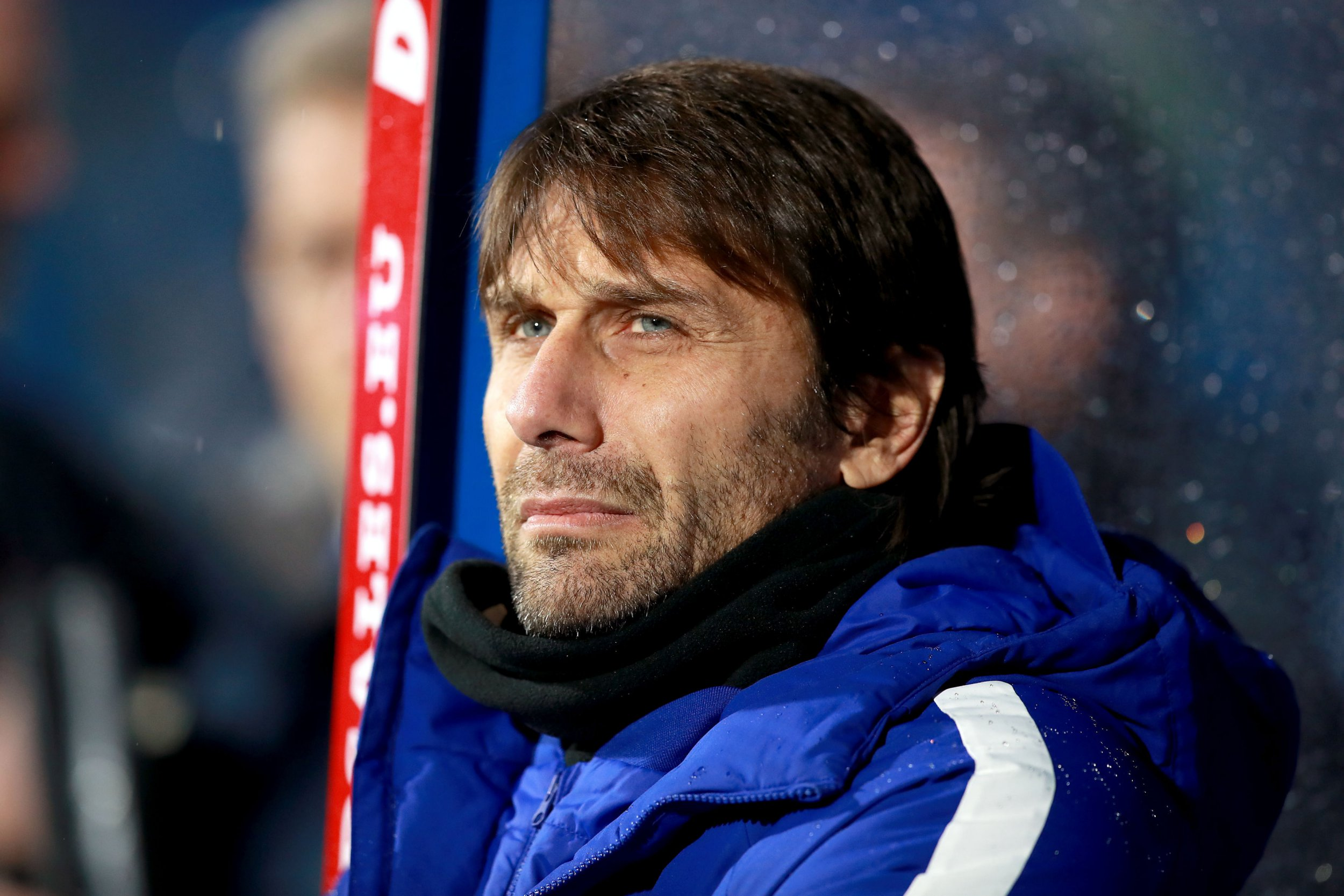 Antonio Conte uses Manchester United's shock Carabao Cup defeat as a warning to Chelsea