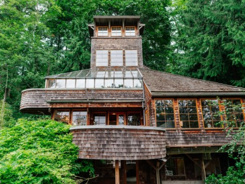 2017's house of the year is a magical five storey treehouse
