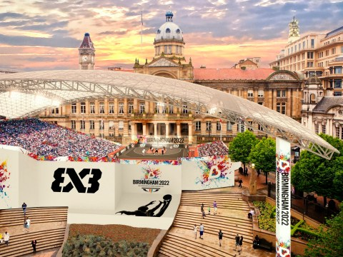 Birmingham confirmed as host city of 2022 Commonwealth Games