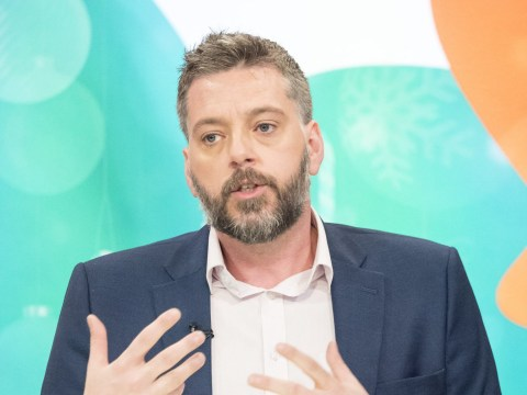 Iain Lee hits out at sickening 'suicide trolls' after storming off The Wright Stuff