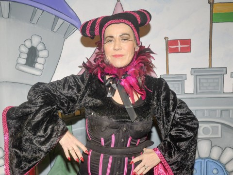 Tina Malone 'axed from pantomime' as police confirm her arrest following claims of cocaine use during live performance