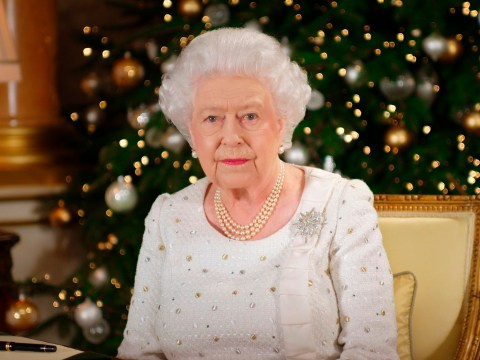 Do the Queen and Royal Family eat turkey and Brussels sprouts on Christmas Day and what does the Queen drink?