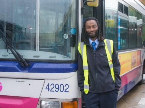 Hero bus driver killed in car crash on motorway