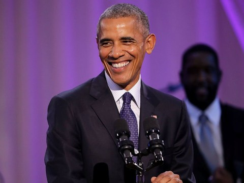 Obama calls for us to 'keep pushing towards justice' on Martin Luther King Day