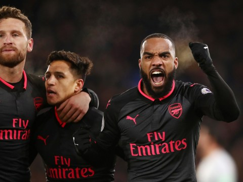 Arsenal set London derby record with Premier League victory over Crystal Palace