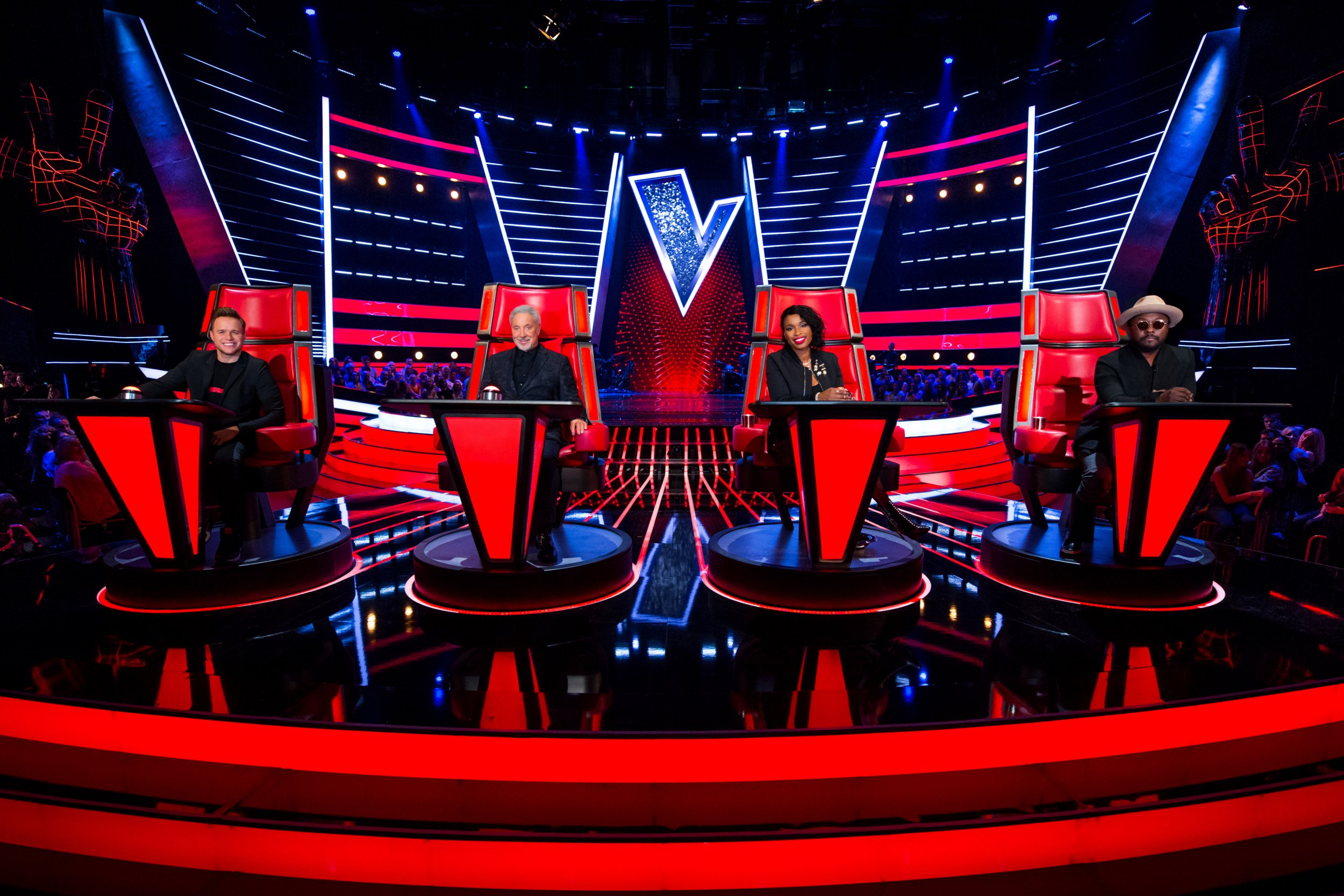 When is The Voice UK back on ITV and who will be the judges?