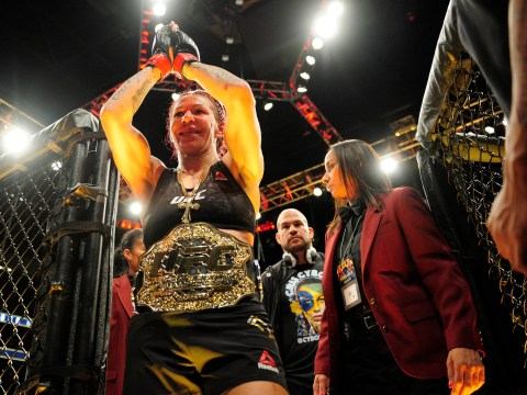 Cris Cyborg says she has accepted UFC 221 showdown with Megan Anderson in Perth