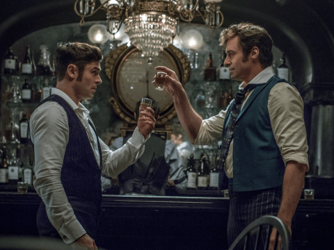 When is The Greatest Showman out on DVD and Blu-ray in the UK?
